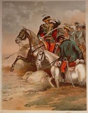 Tav XIII - Ussari di Zombor-Neusatz