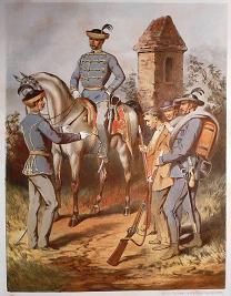 Tav XIV - Battaglione di Temeswar