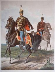 Tav XVII - Ussari croato-slavoni